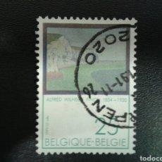 Sellos: BÉLGICA. YVERT 2417. SERIE COMPLETA USADA.. Lote 116140312