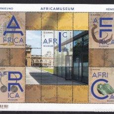 Sellos: BELGICA 2018 MUSEO DE AFRICA. Lote 130717899