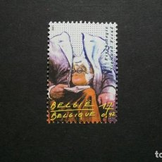Sellos: BELGICA-2001-17FR/0,42 EUR.Y&T 3022**(MNH). Lote 142743670