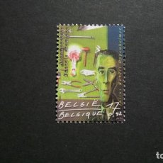 Sellos: BELGICA-2001-17FR/0,42 EUR.Y&T 3036**(MNH). Lote 142745554