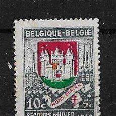 Sellos: BÉLGICA 1940 SOCORRO DE INVIERNO ANTITUBERCULOSO . Lote 143788098