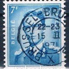 Sellos: BELGICA 1970 SELLO USADO YVES 1575 BONITO SELLO. Lote 144515794