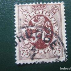 Sellos: BELGICA, 1929, YVERT 288A. Lote 147594162