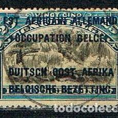 Sellos: OCUPACIÓN BELGA DEL AFRICA OCCIDENTAL ALEMANA Nº 20, USADO. Lote 148947970