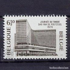 Sellos: BÉLGICA 1976 ~ DÍA DEL SELLO ~ SELLO NUEVO MNH LUJO. Lote 149338594