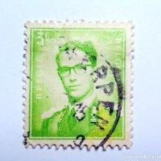 Sellos: SELLO POSTAL BELGICA 1958, 3,50 FR, REY BAUDOUIN I ( 1930-1993) , USADO. Lote 150053630