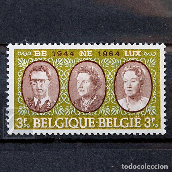 BÉLGICA 1964 * FIJASELLOS * MH * BENELUX (Sellos - Extranjero - Europa - Bélgica)