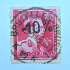 Sellos: SELLO POSTAL BELGICA 1946 , 1,50 F, REY LEOPOLD III, USADO. Lote 150665654
