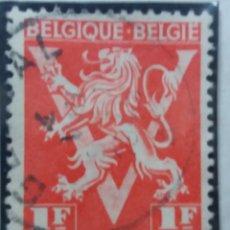 Sellos: SELLO POSTES BELGICA, 1 FR, AÑO 1844, NO USADO. Lote 151146806