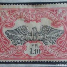 Sellos: SELLO POSTES BELGICA, 1,10 FR, POORWUGEN AÑO 1930, NO USADO. Lote 151147182