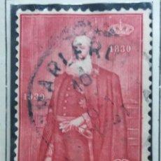 Sellos: SELLO POSTES BELGICA, 1 FR, AÑO 1930, NO USADO. Lote 151155866