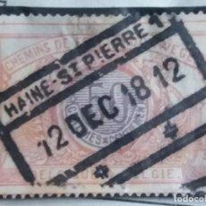 Sellos: SELLO, POSTES BELGICA, 50 CENTIMES, AÑO 1925, NO USADO. Lote 151311666