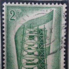 Sellos: SELLO, POSTES BELGICA, 2 FR, EUROPA, AÑO 1960, NO USADO. Lote 151312318