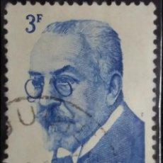 Sellos: SELLO, POSTES BELGICA, 3 FR, AÑO 1935, NO USADO. Lote 151435438