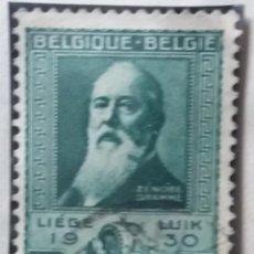 Sellos: SELLO, POSTES BELGICA, 35 CENTIMES, AÑO 1930 NO USADO. Lote 151530582