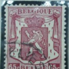 Sellos: SELLO, POSTES BELGICA, 65 CENTIMES, AÑO 1940 NO USADO. Lote 151531894