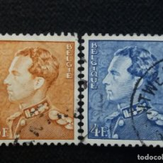 Sellos: 3 SELLO, POSTES BELGICA 3 FR, LEOPOLDO III, AÑO 1936, NO USADO. Lote 151537262