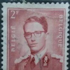 Sellos: SELLO, POSTES BELGICA, 2 FR, REY BALDUINOI, AÑO 1935, NO USADO. Lote 151637290
