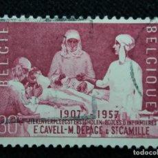 Sellos: SELLO BELGIQUE,30 CENTS, AÑO 1957. . Lote 153577018
