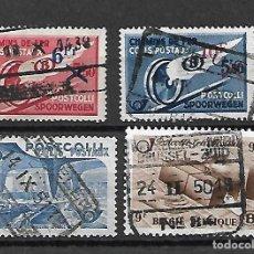 Sellos: COLIS POSTAUX. BÉLGICA. SELLOS EMIT. AÑOS 1938 AL 1952. Lote 156596118