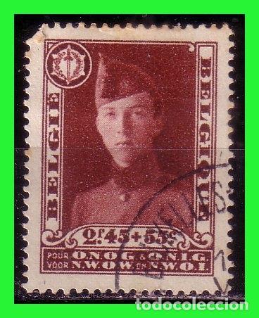 1931 BÉLGICA, EXPOSICIÓN DE INVÁLIDOS DE GUERRA, IVERT Nº 325 (O) (Sellos - Extranjero - Europa - Bélgica)