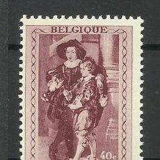 Selos: BELGICA SELLO NUEVO ** 1939. Lote 162686438