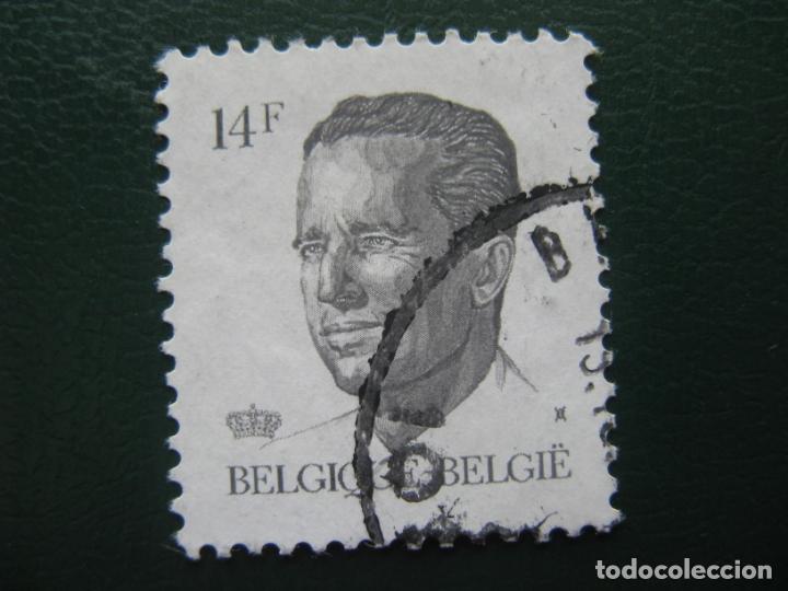 BELGICA, SELLO USADO (Sellos - Extranjero - Europa - Bélgica)