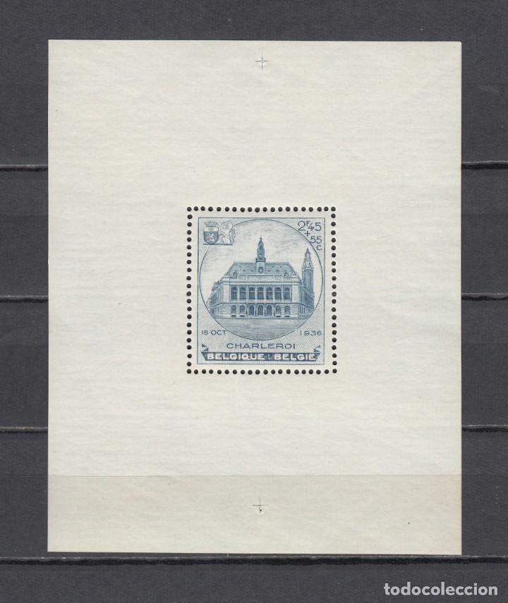BELGICA, 1936 YVERT Nº HB 6 /**/, SIN FIJASELLOS, (Sellos - Extranjero - Europa - Bélgica)