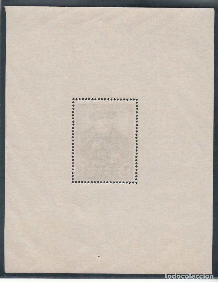 Sellos: BELGICA, 1944 YVERT Nº HB 3, /**/, SIN FIJASELLOS - Foto 2 - 171637130