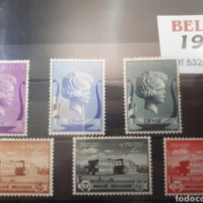 Sellos: SELLOS DE BELGICA AÑO 1940 LOT.N.765. Lote 172083897