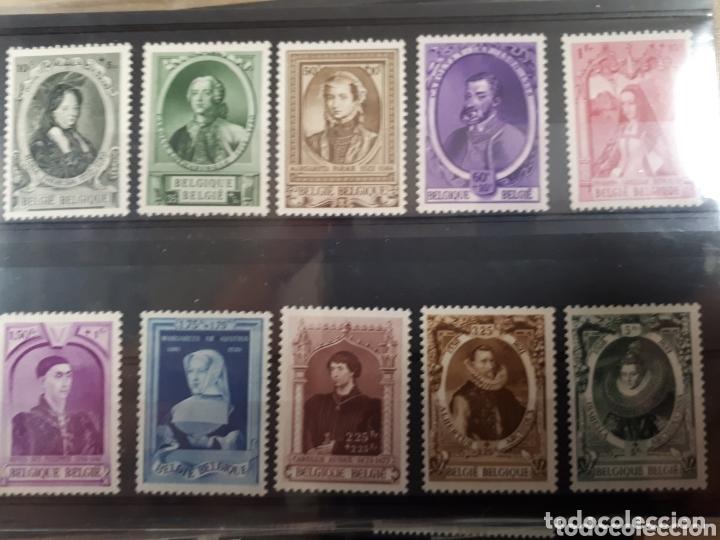 SELLOS DE BELGICA AÑO 1941 LOT.N.7042 (Sellos - Extranjero - Europa - Bélgica)