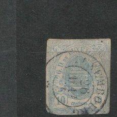Sellos: LOTE G SELLOS SELLO LUXEMBURGO AÑO 1859-63 UNOS 30 EUROS CATALOGO. Lote 174580087