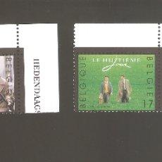 Sellos: BÉLGICA.- SELLOS DEL AÑO 1998, SERIE COMPLETA EN NUEVO. Lote 177951125