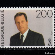 Sellos: BELGICA 2601** - AÑO 1995 - REY ALBERTO II. Lote 178793418