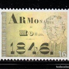 Sellos: BELGICA 2665** - AÑO 1996 - 150º ANIVERSARIO DEL ALMANAQUE DE MONS. Lote 178801141