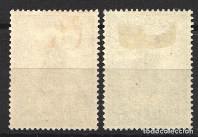 Sellos: BELGICA, 1932 YVERT Nº 351 / 352 /*/, Militar, gloria de la Infantería, - Foto 2 - 178962956