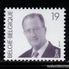 Sellos: BELGICA 2783** - AÑO 1998 - REY ALBERTO II. Lote 180115226