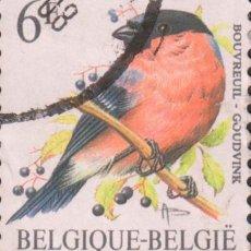Sellos: SELLO BÉLGICA BELGIQUE BELGIË USADO FILATELIA CORREOS. Lote 183857872