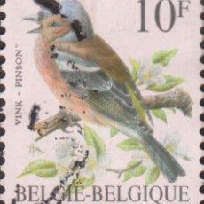 Sellos: SELLO BÉLGICA BELGIQUE BELGIË USADO FILATELIA CORREOS. Lote 183858007