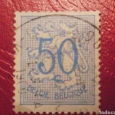 Sellos: 50 CÉNTIMOS DE FRANCO BÉLGICA. Lote 186356897