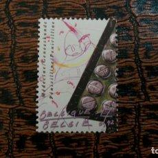 Sellos: /15.02/-BELGICA-2001-17 FR.(0,42 EUR) Y&T 3029 EN NUEVO(**MNH). Lote 194149506