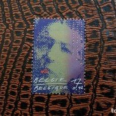 Sellos: /15.02/-BELGICA-2001-17 FR.(0,42 EUR) Y&T 3032 EN NUEVO(**MNH). Lote 194149898