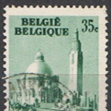 Sellos: BELGICA // YVERT 484 // 1938 ... USADO. Lote 194209181