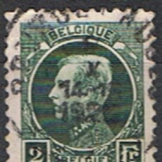 Sellos: BELGICA // YVERT 216 // 1921-27 ... USADO. Lote 194210227