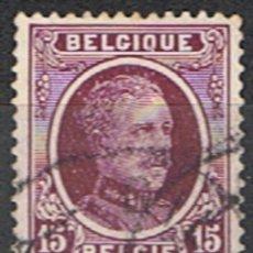 Sellos: BELGICA // YVERT 195 // 1921-27 ... USADO. Lote 194211286
