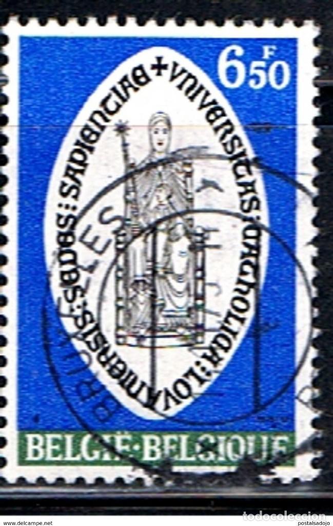 BELGICA // YVERT 1778 // 1975 .. USADO (Sellos - Extranjero - Europa - Bélgica)