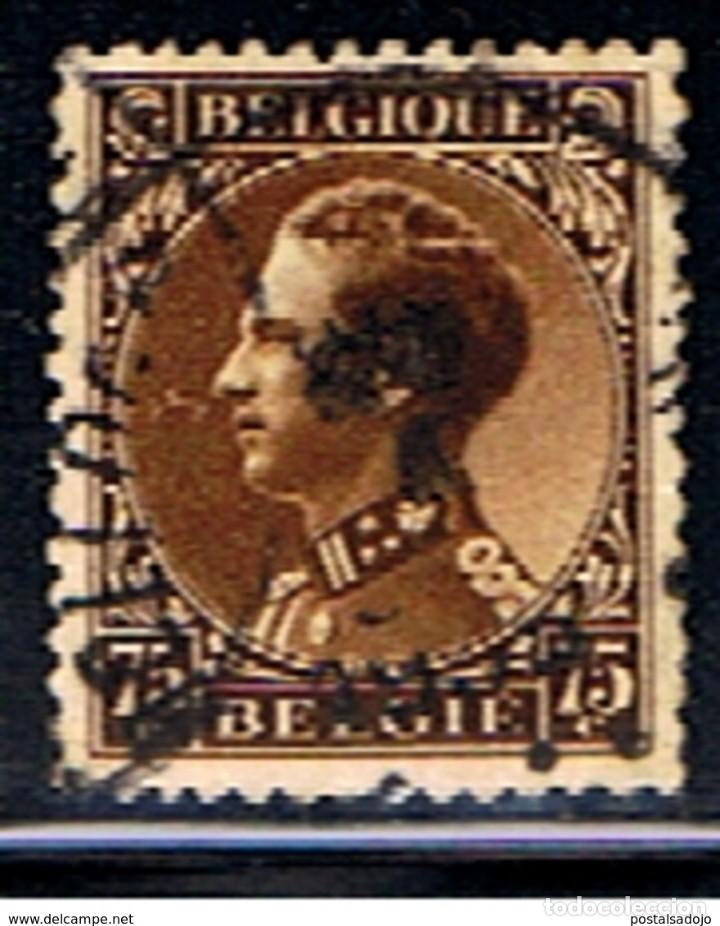 BELGICA // YVERT 402 // 1934-35 .. USADO (Sellos - Extranjero - Europa - Bélgica)