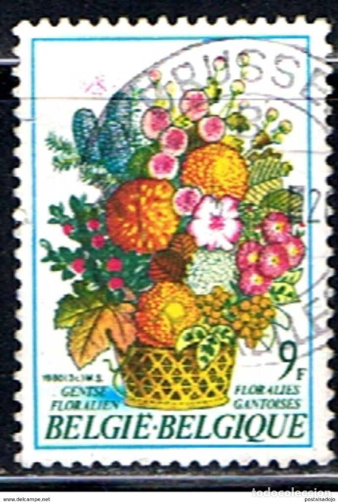 BELGICA // YVERT 1967 // 1980 .. USADO (Sellos - Extranjero - Europa - Bélgica)