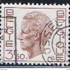 Sellos: BELGICA // YVERT 1596 // 1971 ... USADO. Lote 195235655