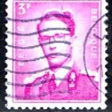 Sellos: BELGICA // YVERT 1067 // 1958-62 ... USADO. Lote 195311667
